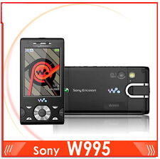 3 Color Original Sony Ericsson W995 (Unlocked) 3G GPS WIFI 8MP Cellular Phone