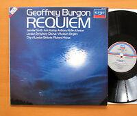ZRDL 1007 Geoffrey Burgon Requiem Richard Hickox London Sinfonia ARGO Digital NM