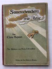 Sonnenscheinchens erste Reise - Clara Hepner - ca. 1910