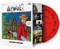 David Bowie - Metrobolist  Man Who Sold The World [CD] Sent Sameday*