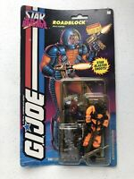 GI Joe 1993 Star Brigade Roadblock Space Gunner MOC Hasbro Action Figure