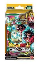 Dragon Ball Super The Crimson Saiyan Starter Deck Series 4 sealed dash pack