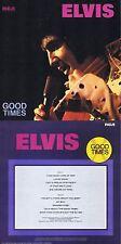 """Elvis Presley """"Good times"""" Von 1974! Mit 10 Songs! Nagelneue CD! 1A"""