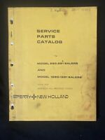New Holland Service Parts Catalog 280,281, 1280,1281 Balers *1300