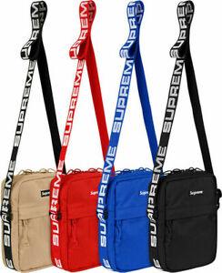 NEW Supreme Crossbody SS18 Messenger Shoulder Bag Fanny Pack Waist Bag 4 color