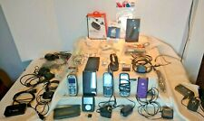 Lot Cell Phones Cables Chargers Gadgets Cases Pre-Owned Mostly Vintage 5Lbs