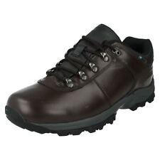 Botas de hombre senderismo en piel color principal negro