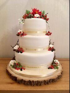 PERSONALISED Wedding Ribbon ORGANZA 38mm width, cake, flowers, decoration, bow,