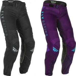 Fly Racing Women's Lite Pants - MX Motocross Dirt Bike Off-Road ATV MTB Gear