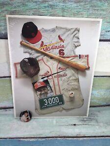 No. 12 Stan The Man' Musial Memorabilia Lot Pin Poster St Louis Cardinals Poster