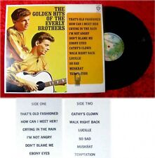 LP Golden Hits of the Everly Brothers