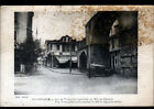 SALONIQUE (GRECE) AUTOMOBILE à l'ARC DE TRIOMPHE , Rue EGNATIA animée en 1917
