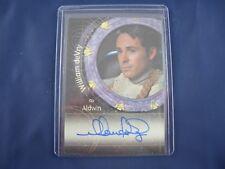Stargate SG-1 Autograph Card A71 William Devry as Aldwin