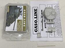 Solido Corgi Sherman 76mm Gun Turret Kit 1/48 1/50 M4a1 M4a2 M4a3 Fury Gaso Line
