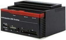 Disque dur SATA IDE 2,5 / 3,5 pouces Station d'accueil HDD Clone USB HUB...