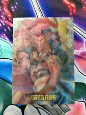 X-MEN Mirage Card Limited Edition Two Of Two