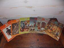 6 Vintage Jr. Language & Arts Magazine Kids, Homeschool Recreation