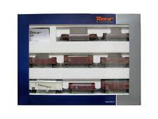 Roco 44003 - H0 Güterwagen-Set DRG - 8 Waggons
