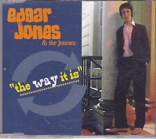 Edgar Jones-The Way It Is cd maxi single
