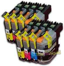8 LC125XL / LC127XL Ink Cartridge Set For Brother MFCJ4510DW MFCJ4610DW non-OEM