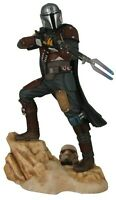 Star Wars Premier Collection The Mandalorian MK1 Statue* IN STOCK* FREE US SHIP*