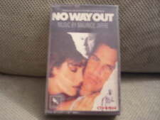 SEALED RARE OOP No Way Out CASSETTE TAPE soundtrack VARESE SARABANDE Jarre score