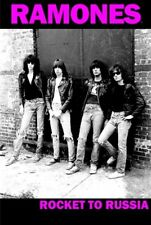 RAMONES - ROCKET TO RUSSIA POSTER - 24x36 - MUSIC ROCK BAND 751