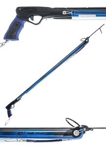 Rob Allen GT Carbon Roller Speargun 110-120cm - Blue
