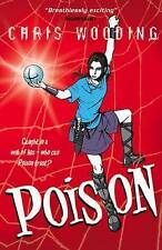 Poison, New, Chris Wooding Book