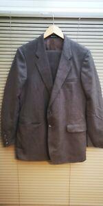 "VINTAGE M&S ST MICHEAL Tailored Fit Suit 40"" CHEST 32  WAIST 24hr UK Post"