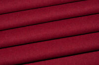 2.90m Laura Ashley 'Highland Plain' in Cranberry FR Upholstery Fabric