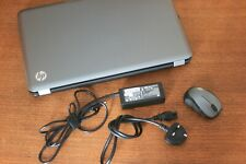 "HP INTEL PAVILION (R) G7 LAPTOP 17.3"" 64 BIT OS 3GB RAM LOGITECH REMOTE MOUSE"