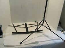 Music Stand - Performance Plus Folding Metal - With Carrying Bag
