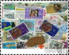 More details for bahamas : 50 different stamps collection