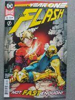 FLASH #73a (2019 DC Universe Comics) ~ VF/NM Book