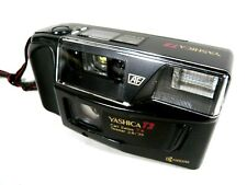 YASHICA T3 EAGLE EYE TESSAR 1:2,8/35 mm T* WORKS FINE TESTED! VERY NICE CAMERA!