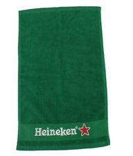 New listing Heineken beer collectible green bar towels New 12�x 20� Hand Towel