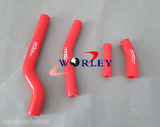 Silicone Radiator Hose for YAMAHA YZF450 YZ450F 2003 2004 2005 2006 2007 RED