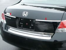 2PC Stainless Steel Trunk Hatch Accent Trim - TP28281 For HONDA ACCORD 2008-2010
