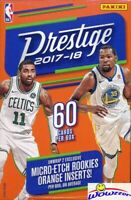 2017/18 Panini Prestige Basketball HUGE 60 Card HANGER Box-2 Micro-Etch ROOKIES!