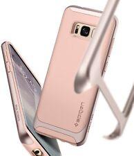 Custodia Samsung Galaxy S8 2017 Spigen [Neo Hybrid] Flex Hard Protection Rosa