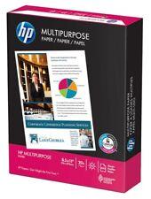 Hp 112000 8-1/2 X 11 Multipurpose Copy Laser & Inkjet Paper
