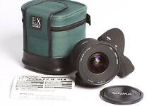 Sigma EX 2,8-4/17-35mm D ASPH Lens Nikon AF