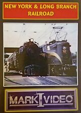 Mark I Video -The NEW YORK AND LONG BRANCH RAILROAD - DVD
