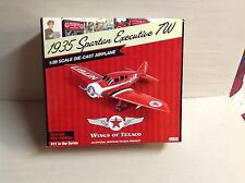 Texaco Airplane # 21 Special Ed. 2013 Wings Of Texaco Red Spartan And Free Guide