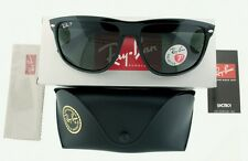 RAY-BAN SUNGLASSES RB 4147 601/58 60MM 60158 BLACK GREEN POLARIZED NEW AUTHENTIC