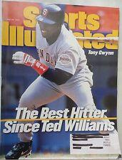 JULY 28, 1997 SPORTS ILLUSTRATED - SAN DIEGO PADRES - TONY GWYNN