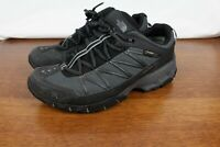 The North Face Ultra 110 Hiking Shoes Boots with Oboz Fit Insole Size 10