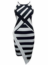 River Island Round Neck Striped Dresses for Women