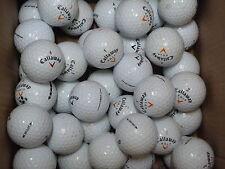 40 Grade B Callaway HX Hot Plus Bite X2 & Pro golf balls bargain!